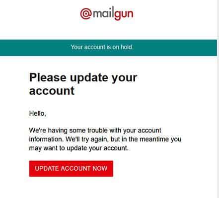 MailGun Scam Nov
