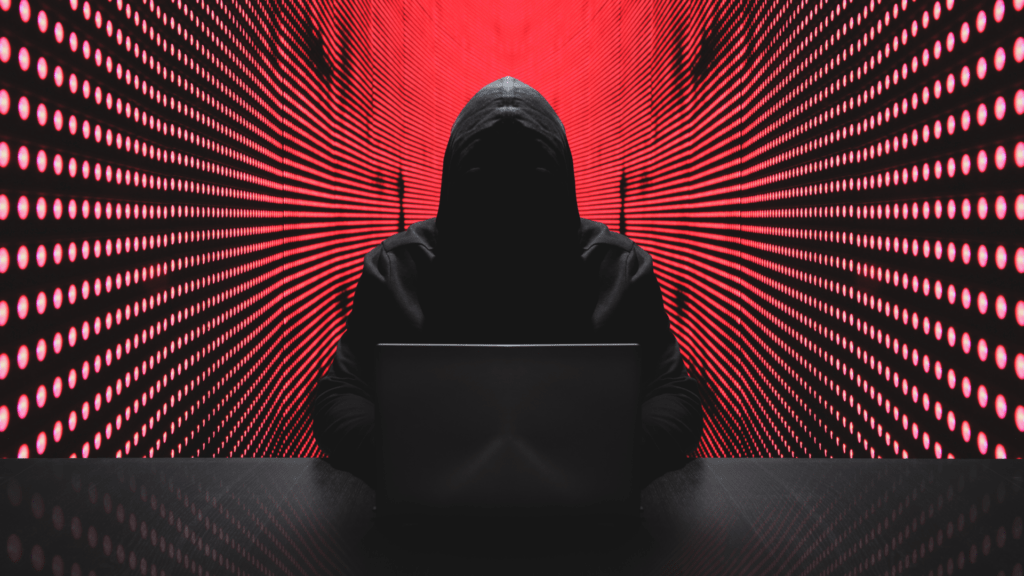 Deep fake hacker